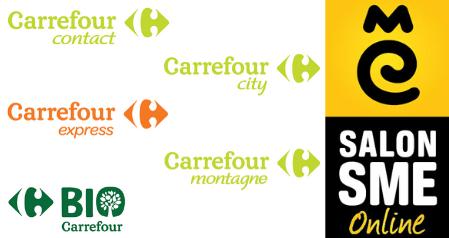 Carrefour participe au Salon SME online le 23 juin