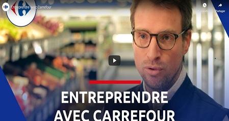 Entreprendre avec Carrefour