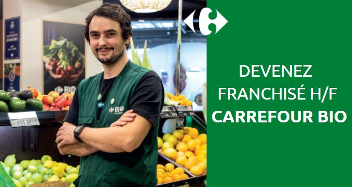 Carrefour Bio : la réponse du leader de la proximité à un marché en forte croissance