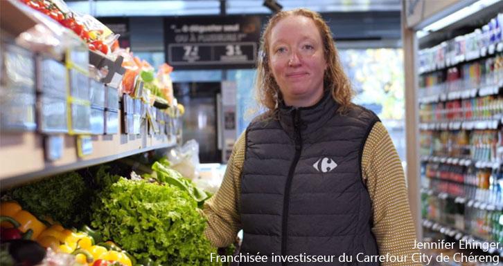 La franchise Carrefour accessible à tous !