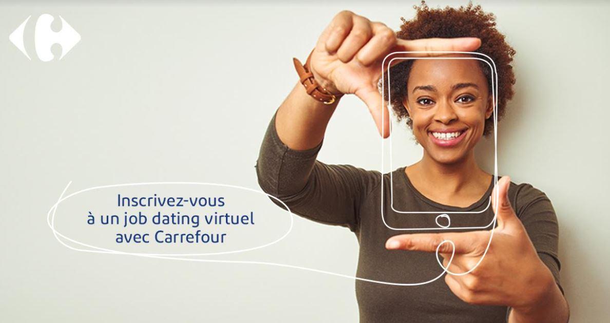 Participez à la semaine Job Dating Carrefour du 1er au 5 février