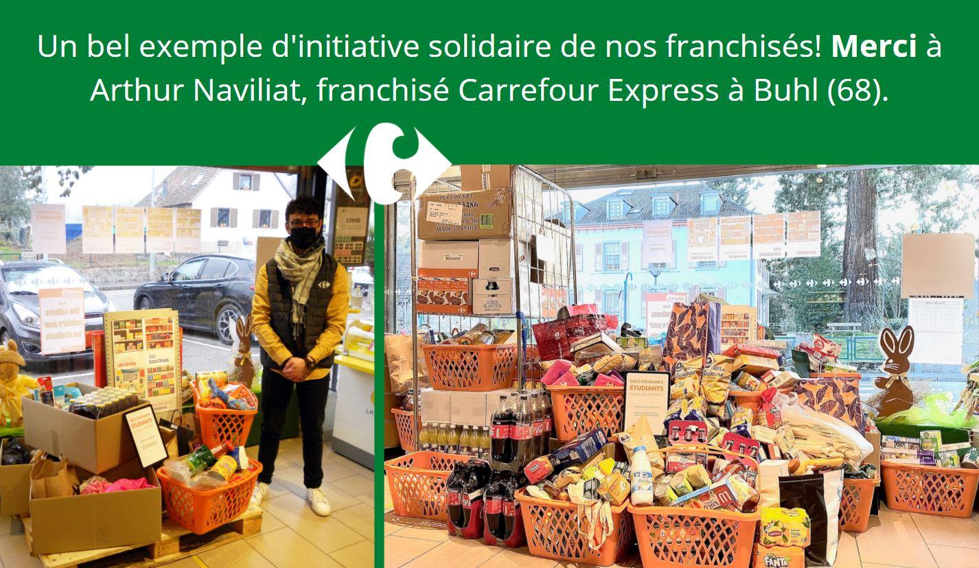 Les initiatives de nos franchisés à l'honneur!