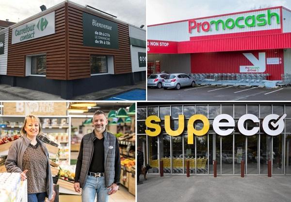 Carrefour Proximité, Promocash ou Supeco? La franchise Carrefour accessible à tous!
